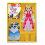 Magnetic Dress Up - Princess Elise  - Melissa & Doug *